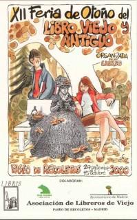 XII Feria de Otoño del Libro Viejo y Antiguo de Madrid