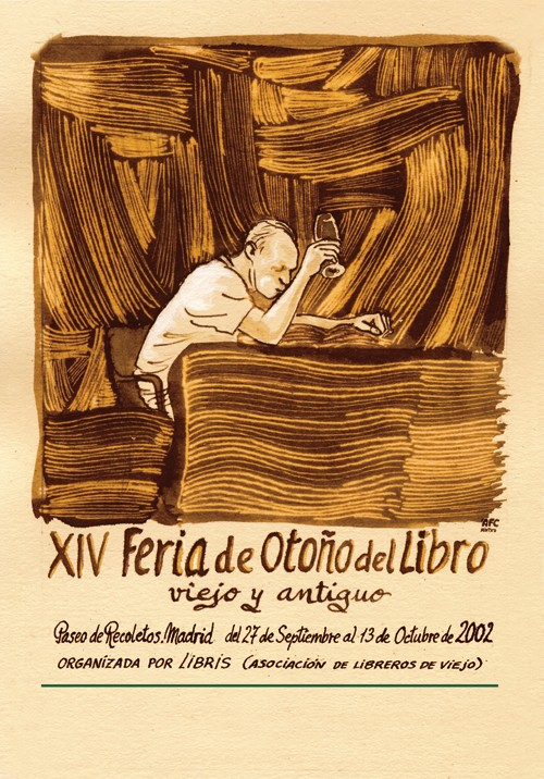 XIV-Feria de Otoño del Libro Viejo y Antiguo de Madrid