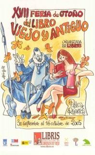 XVII Feria de Otoño del Libro Viejo y Antiguo de Madrid