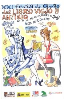XXI Feria de Otoño del Libro Viejo y Antiguo de Madrid