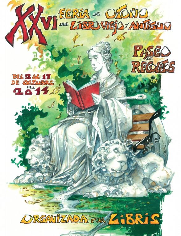 XXVI-Feria de Otoño del Libro Viejo y Antiguo de Madrid