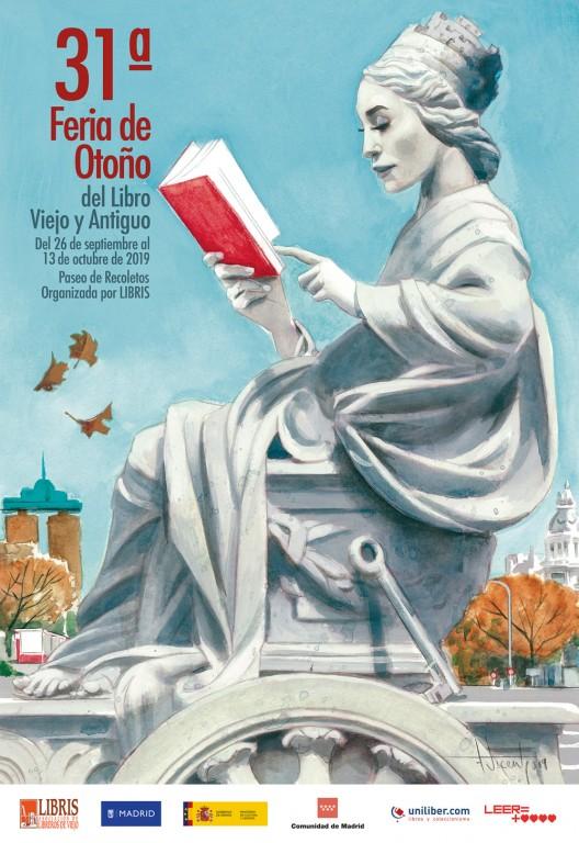 31ª-Feria de Otoño del Libro Viejo y Antiguo de Madrid