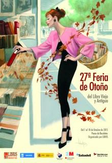 27ª Feria de Otoño del Libro Viejo y Antiguo de Madrid