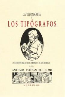 La tipografía y los tipógrafos
